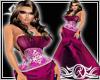 Elegant pink XXL