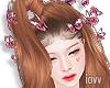 Iv�Butterflys On Hair