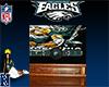 *RBE Eagles Wall Clock