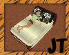 JT Cream Bed