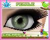 Grey Green Female Eyes