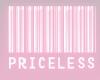 (VM) Santa Platinum pink