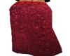 Red Diamond Skirt