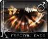 K| Fractal Eyes: Fire