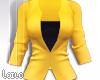 ! L! Yellow Black Jacket