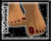 (DBG)Cranberry-Toenails