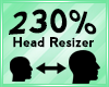 Head Scaler 230%