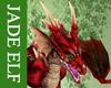 [JE] Red Wyvern Pet