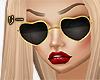 ! Heart Glasses Solider
