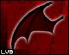 {LVB} Blood Demon Wings