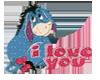 ~S~ Eeyore Sticker