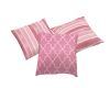 Pink Pillows Pose