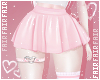 F. Mini Skirt Pinku