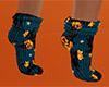 Scarecrow Socks 2 (F)
