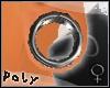 XLarge Plugs .f.[silver]