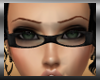 [ves] serious glasses f