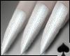 Cat~ Ice Queen Nails