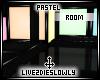 .L. Pastel Club Room
