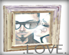.LOVE. DistressedFrame