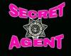 SECRET AGENT HEADSIGN