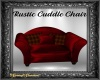 Rustic Cuddle Chair