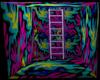 (L) neon ladder