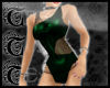 TTT Shine Net Swim Green