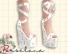 PL: Misty Sandals White