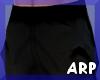 ARP BLACK COP SHORTS