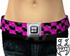 [LL]PinkChecker Belt