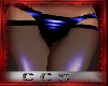 (CCS) PVC Leggings Blue
