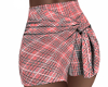 E*  SKIRT plaid  RL