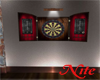 country  dart board