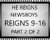HE REIGNS,NEWSBOYS PT2