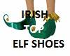 Irish Top Elf Shoes