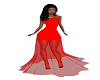 AS Red New Years Gown