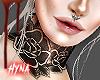 H- Dark Rose Tattoo