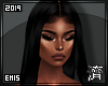 !E! Nyla II Wig BLACK