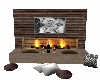 Dorm Fireplace