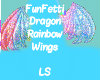 FunFetti Dragon Wings