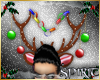 *S* Festive Antlers!