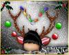 *S* Festive Antlers!