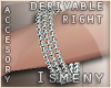 [Is] Diamond Bracelet -R