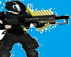 STORM High-Powered Rifle