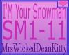 I'm Your Snowman
