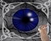 Blue Lightning Eyes