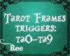 -ȵ- Tarot Frames