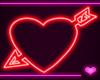 🌠 Neon - Heart Arrow