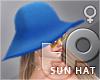 TP Sun Hat - Cobalt Blue