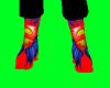 (S) SUPERMANS BOOTS